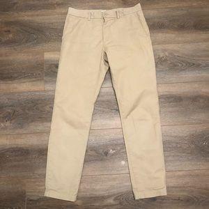 H&M LOGG Men's Slim Fit Chinos 32x32
